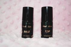 Ważkowa : Paznokcie Hybrydowe: Baza i Top Sleek Shine