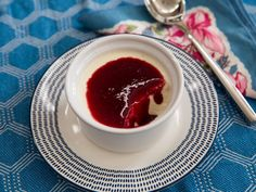 Butterscotch love cake recipe valerie bertinelli cake and food panna cotta with berry sauce italian dessertseasy forumfinder Choice Image