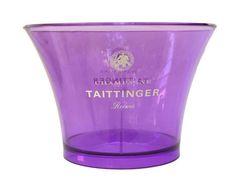 Taittinger Champagne Cooler. Vintage French by LeBonheurDuJour