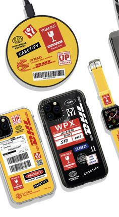 For DHL's anniversary, we're connecting your tech to the best brands by bringing our 72 hour sold out co-lab back. Expect another hyped up drop of must-have tech accessories. Cute Phone Cases, Iphone Cases, Diy Case, Cool Tech, Small House Design, Mobile Accessories, Retro Design, How To Introduce Yourself, Casetify