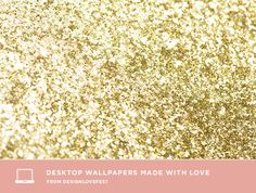 glitter desktop downloads | designlovefest