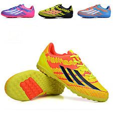 NEW MEN S SOCCER TF TURF SHOES BOOTS INDOOR SOCCER FOOTBALL SPORTS TRAINERS SHOE  Soccer Shoes 01d3fb4999147