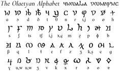 Olaetyan (Kolagian writing)