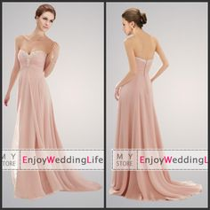 2014 Sexy New Sweetheart Chiffon Floor Length Bridesmaid Bridesmaid Dress | Buy Wholesale On Line Direct from China