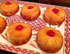 temp-tations® by Tara: Mini Pineapple Upside Down Cakes