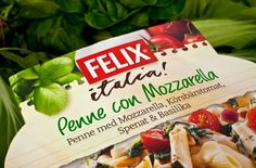 Felix Italia | Amore Packaging Design & Brand Identity