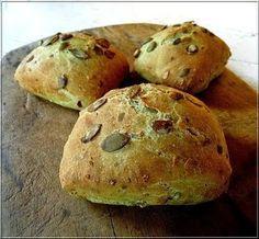 Limara péksége: Tökmagos buci
