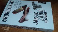 #recenzja na #magicznyswiatksiazki http://magicznyswiatksiazki.pl/jak-cie-zabic-kochanie-alek-rogozinski/