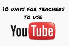 Celebrando el día internacional del profesor, Youtube lanza nuevas funciones en su plataforma de vídeos, novedades creadas para atender a este numeroso público que analiza a diario la plataforma en busca de material educativo.