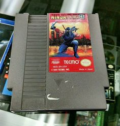 Ninja Gaiden III for #NES just in. Who remebers this classic? #Retro
