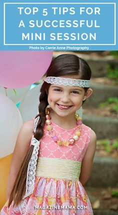 Planning for an upcoming mini session?  Makes sure you check  out these top 5 tips first!  http://www.magazinemama.com/blogs/editors-blog/35631364-5-must-dos-for-a-successful-mini-session-event