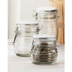 Beehive Hermetic Jars