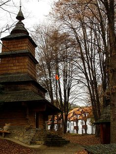 Slovakia, Bardejov spa open-air museum by Marek Gahura