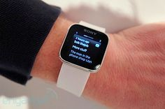 Sony's Smartwatch #technology #gadgets