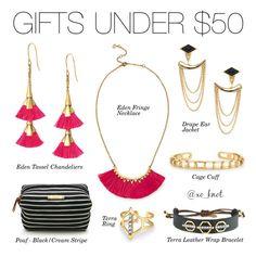 Stella & Dot | Gifts Under $50 www.stelladot.com/alisonkhandwerk