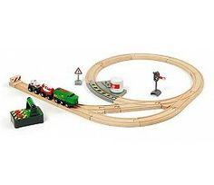 Circuit, Trains, Brio, Remote, Play Gym, Toys, Train, Pilot