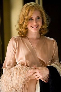 Amy Adams in Miss Pettigrew Lives for a Day... 34 years