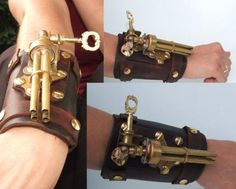 24 Cool Steampunk Weapons from Another Era | Walyou
