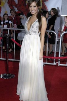 Ashley Tisdale Evening Prom Gown High School Musical 3