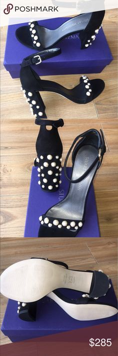 1c64ad2969754 Stuart Weitzman MOREPEARLS sandal *BRAND NEW* I am selling a **BRAND NEW