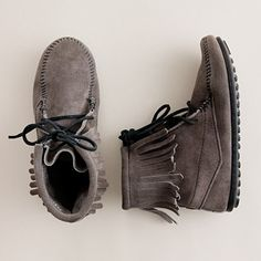 cute moccasin boots