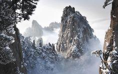 Amazing Winter Snow Nature Wallpaper - HD Wallpaper Rate