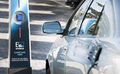 Puntos de recarga: Mitsubishi e Hitachi se unen al proyecto Málaga Smartcity Project