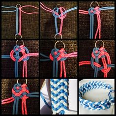 Diy Dog Collar Pet Collars Collar And Leash Paracord Dog Leash Parachute Cord Crafts Dog Crafts Paracord Bracelets Dog Accessories Dog Yard 10 Greatest Dog Leashes Harness For Small Dogs Dog Leash And Collar For Small Dogs Paracord Braids, Paracord Knots, Paracord Bracelets, Macrame Knots, Micro Macrame, Parachute Cord Crafts, Parachute Cord Bracelets, Diy Dog Collar, Dog Collars