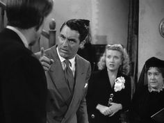 Arsenic and Old Lace!!! Love, love, love it. One of my favorites
