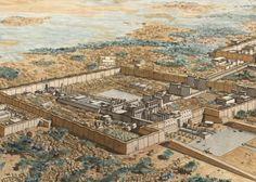 Luxor Temple, Egypt Map, Pyramids Egypt, Egypt Concept Art, Ancient Egyptian Architecture, Le Sphinx, Memphis, Egyptian Temple, Ancient History