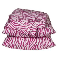 Xhilaration® Zebra Sheet Set