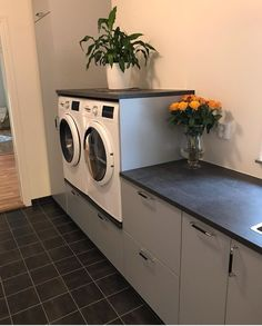 Pantry Laundry Room, Laundry Room Remodel, Laundry In Bathroom, Utility Room Storage, Laundry Storage, Storage Room, Utility Room Designs, Modern Laundry Rooms, Laundry Room Inspiration