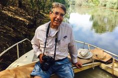 Tim Berra is a Professor Emeritus of Evolution Ecology and Biology from Ohio State University, who has been travelling to the Top End to study Nurseryfish for almost 15 years.