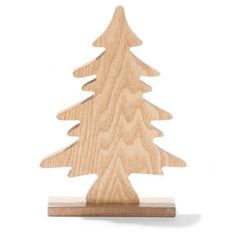 Image for Wooden Christmas Tree Decoration from Kmart