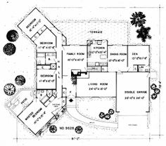 Peaceful Ideas 1 Underground Greenhouse Floor Plans Amp Home Single Underground Greenhouse, Home Greenhouse, Underground Homes, Kitchen Family Rooms, Double Garage, Sims House, Emergency Preparedness, Sustainable Design, Building A House