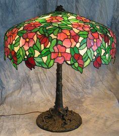 tiffany lamps antique  