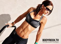 my inspiration~ Zuzana bodyrock.tv