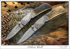 Robert Ball Knives