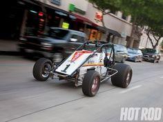 Keith Robinson's Street Legal Sprint Car Racing Baby, Sprint Car Racing, Dirt Track Racing, Auto Racing, Car Memes, Vintage Race Car, Cool Trucks, Hot Cars, Race Cars