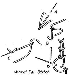 embroidery stitch instructions