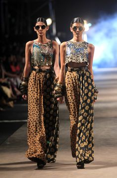 Sabyasachi Lakme Fashion Week 2015