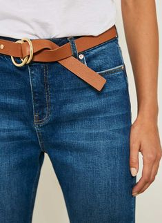 Buy Mint Velvet Tan Leather Ring Belt, Brown from our Women's Belts range at John Lewis & Partners. Leather Ring, Tan Leather, Velvet Shoes, Working Mother, Belts For Women, Leather Material, Latest Trends, Personal Style, Pure Products