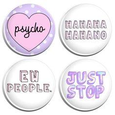 Pastel-Goth-Set-6-Soft-Grunge-Pinback-Button-Badges-4-Pack