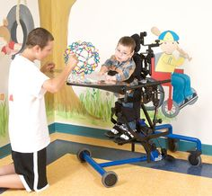 The Many Therapies for Cerebral Palsy - EasyStand Blog