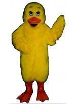 Mascot costume #3210-Z Sleepy Duck