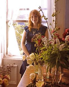 Nicolette Camille Floral Design | About Learn to arrange flowers #bucketlist