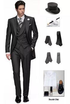Italian wedding suits, model: G15-(359)