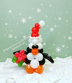 Christmas Balloons, Christmas Snowman, Balloon Decorations, Christmas Decorations, Snowmen, Inspiration, Christmas Scene Setters, Embellishments, Globe Decor