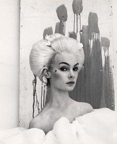 Jean Shrimpton (1964) by Cecil Beaton