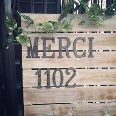 「憧れの#merci で#まつげエクステ 」